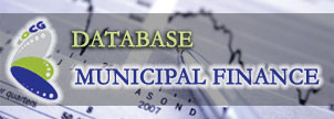 Municipalities database: Municipal Finance