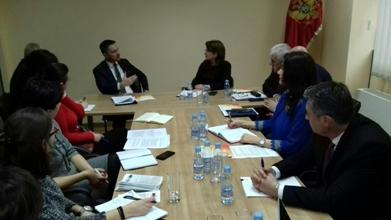 sastanak sa min. Albanije